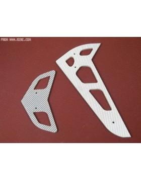 Tarot 500 Fiberglass Fin Set/ 1.6mm FYTL50033-88