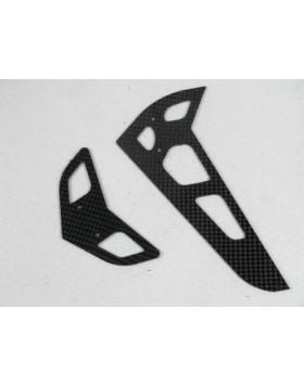 Tarot 500 Carbon Fin Ser/1.6mm FYTL50031