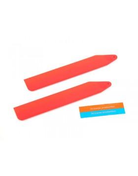 Xtreme Main Blade -Nano CPX-Red NACPX07-R