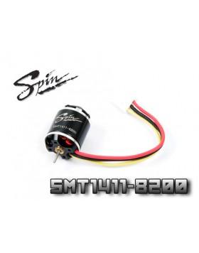 Spin Brushless Out-Run Motor 8200kv (14D x 11H mm) -MCPXBL SMT1411-8200