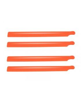 SP-OXY2-086 Plastic Main Blade 190 mm, 2 set, Orange