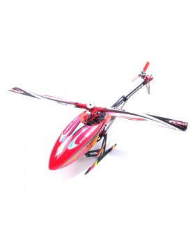 Carbon Fiber Blade 135mm - Red (130X) XCB135-A