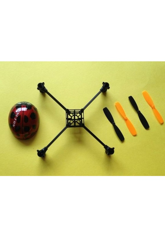a0152 micro quadcopter frame compatible with walkera