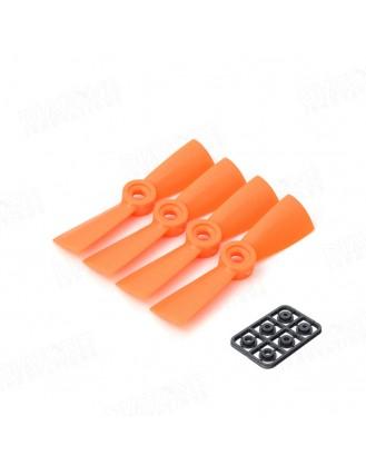 3×4.5 Propeller Orange 4pcs DT-PC3045-O
