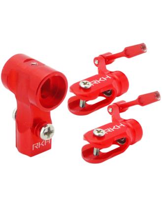 CNC AL DFC Head Set Red  AXE 100CP/SS/SSL 10AXE001-R