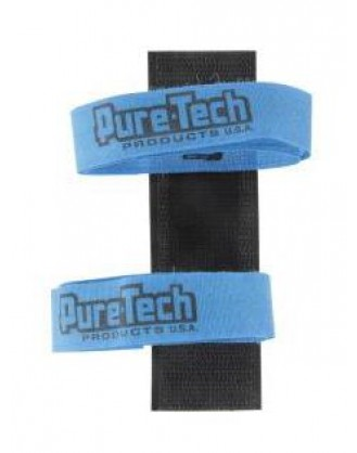 PURE-TECH LARGE - XTREME DOUBLE STRAP PSA - BLUE [PUR025BLU]