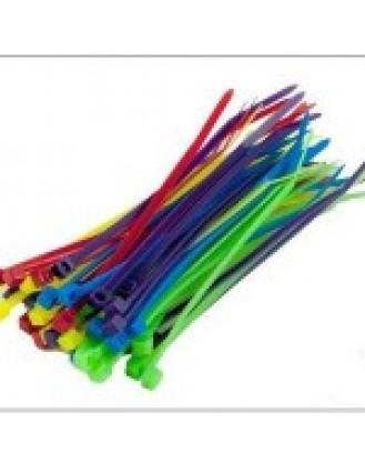 Tie Wrap 2.5 x 100 mm (Multi-color) [EDN-1179]