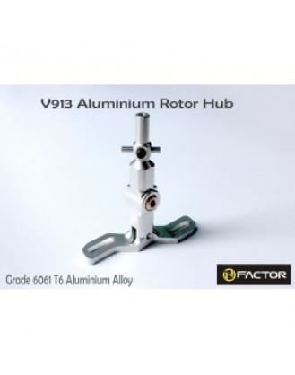 V913 CNC Alu. Rotor Head