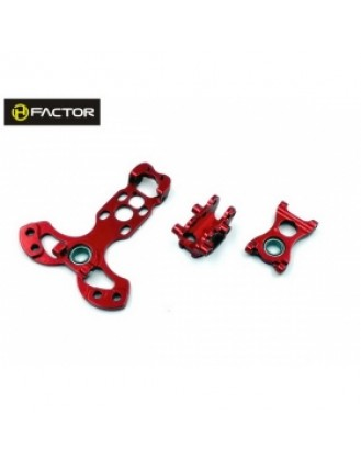 Spare Metal Parts (Red)- T150 Chassis
