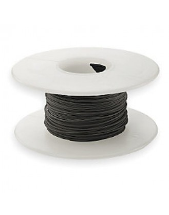 1.6mm Small Blk ( 1 ) Feet 24AWG