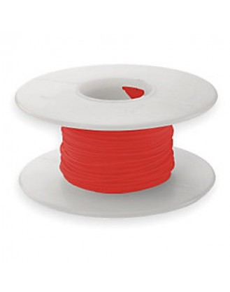 1.3mm Small Red ( 1 ) Feet 28AWG