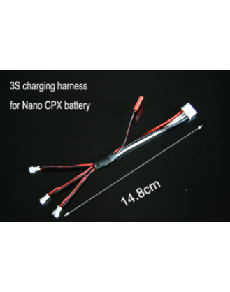 3S charging harness for Nano CPX style battery A0144