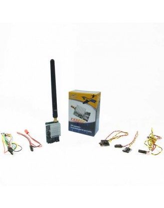 FLYSIGHT TX5804 5.8 GHZ 32 CHANNEL LONG RANGE VIDEO TX WITH ANTENNA/CABLES - 400MW [BP-TX5804-32]
