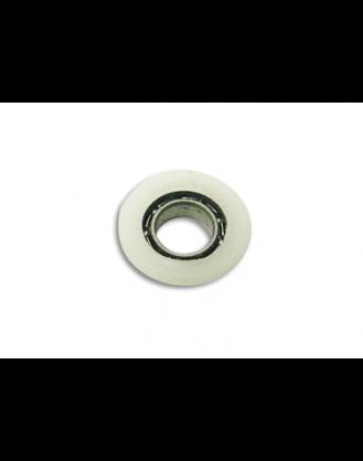 CNC Delrin Lower Main Shaft Bearing Block Set V2 – Blade 120SR 12SR422