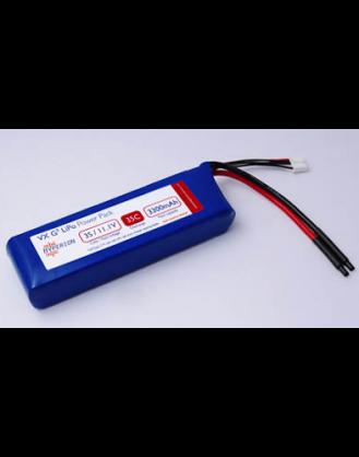 HYPERION G3 VX 3300 MAH 3S 11.1V 35C/65C LIPOLY PACK [HP35C33003S]