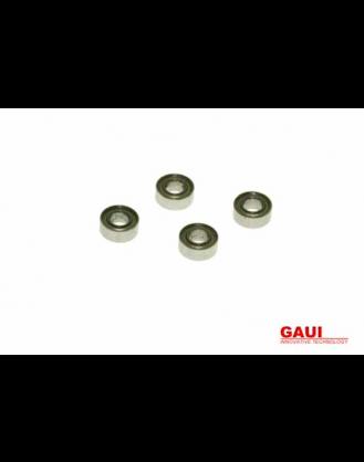 GAUI NX4 / X3 BEARING PACK(3X6X2.5)X4 G-805107