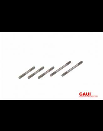 GAUI NX4 MAIN BLADE LINKAGE ROD (2X31MM)X2(2X23.5MM)X3 G-883553