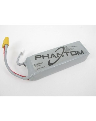 DJI PHANTOM REPLACEMENT LIPOLY BATTERY PACK [DJI-PHBATT]