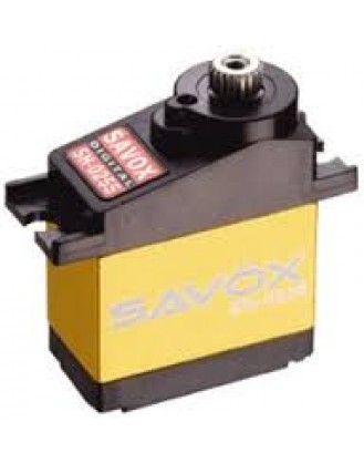 SAVOX SH-0255MG MICRO METAL GEAR DIGITAL SERVO-SAVSH0255MG [SV-SH0255MG]