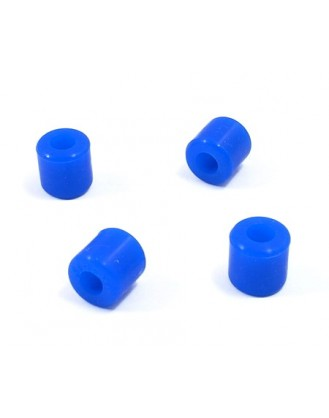 LANDING SKID RUBBER NUT – BLUE (10 X 4.5 X 10MM) EA-013-B