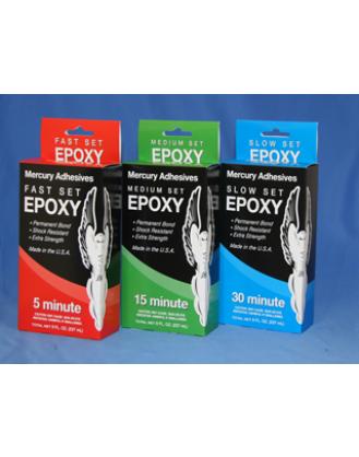 Epoxy 5 Minute 8 oz kit MEUEPX5MIN 875731000328
