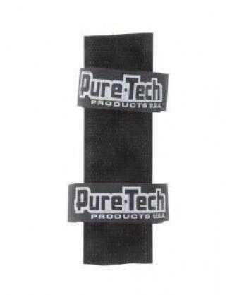 PURE-TECH XTREME DOUBLE STRAP PSA - BLACK [PUR022BLK]