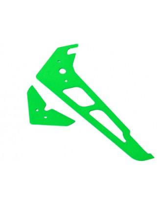 FUP-432GR FUSUNO Neon Green Fiberglass Vertical Fin Gaui X4