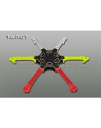 Tarot six-axle vehicle rack FY550 TL2778-02