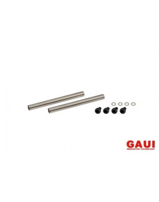 GAUI X3 MAIN ROTOR SPINDLE SHAFT (2 PCS) FOR CNC BLADE GRIPS [G-216109]