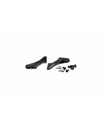 GAUI X3 CNC MAIN GRIP LEVERS (BLACK ANODIZED) [G-216112]