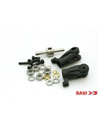 GAUI X3 TAIL ROTOR GRIP ASSEMBLY [G-216117]