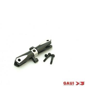 GAUI X3 CNC TAIL ROTOR GRIP ASSEMBLY [G-216118]