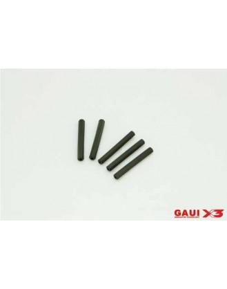 GAUI X3 HEXAGONAL POST PACK X5 PCS [G-216151]