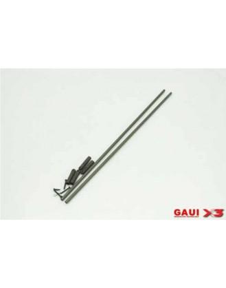 GAUI X3 TAIL SUPPORT ROD SET [G-216211]