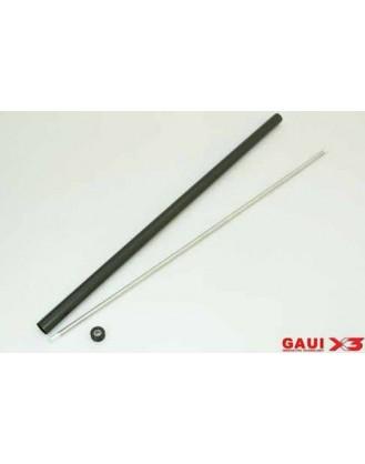 GAUI X3 TAIL BOOM & TORQUE TUBE SET [G-216205]