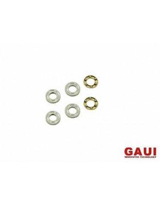 GAUI X3 MICRO THURST BEARING(T3X6X 2.8) X 2 PCS [G-805103]