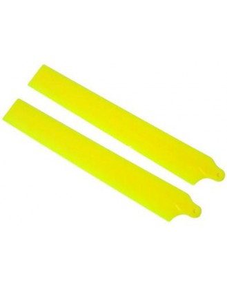 Extreme Edition for Blade 130X Helicopter- Neon Yellow Main Blades KBDD5201