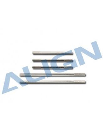 ALIGN Linkage Rod Set H50173 - T-REX 500EFL PRO [H50173]