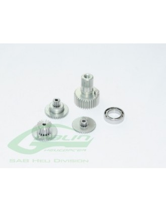 DS-5001HV AND DS-7005HV SERVO GEAR SET HE004