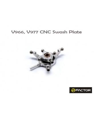 V966 / 977 CNC Aluminium Swash Plate [HFV97703]
