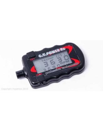 GT-POWER MULTI-BLADE MICRO TACHOMETER (0-99K RPM) [HP-GTPMTACH]