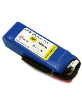 Hyperion G3 CX - 3S 850mAh (25C) HP-LG325-0850-3S