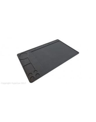 HYPERION 33X21CM HEAT-RESISTANT SILICONE WORK MAT HP-TLWORKPAD