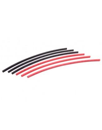 3MM HEAT SHRINK (BLACK & RED 500MM LONG) X IC-059