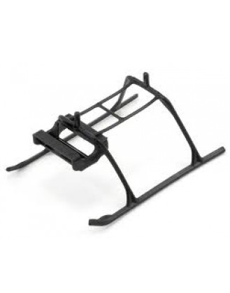 LANDING SKID AND BATTERY MOUNT MCPX BLH3504
