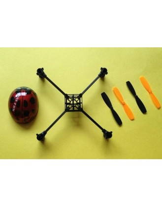 A0152 Micro quadcopter frame compatible with Walkera ladybird DIY