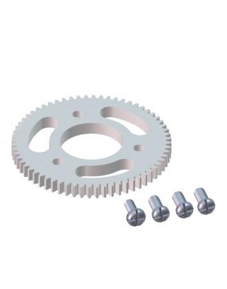 LX0337 - MCPX-BL - CNC Main Gear - 64T - Spare Set