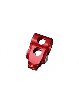 LX0410 - NANO CPX - Precision Aluminum DFC Center Hub - Red Devil Edition
