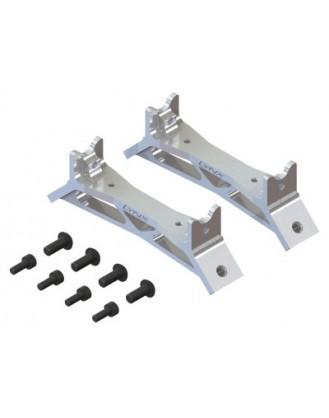 LX0501 – GOBLIN 700 – Ultra Landing Gear Support – Silver