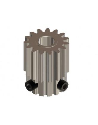 LX0547 - 550 X - Steel Pinion 15T Mod 1